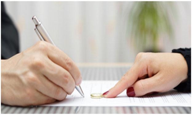 divorcio en la notaria