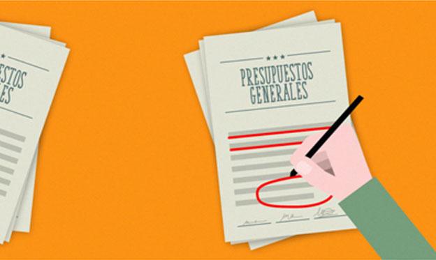 Las pensiones públicas en los actuales presupuestos generales del estado